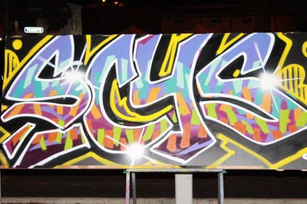 Swan City Youth Service Urban Art 4